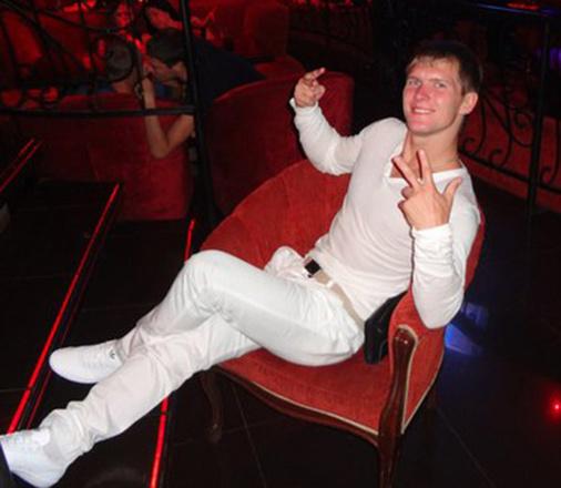 Илья Хлыбов, самбист, фото