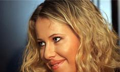 Ксения Собчак столкнулась с Волочковой на «Золотом граммофоне – 2010»