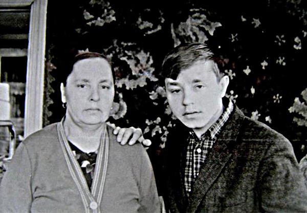 Матрена Климентьевна Киндякова, фото