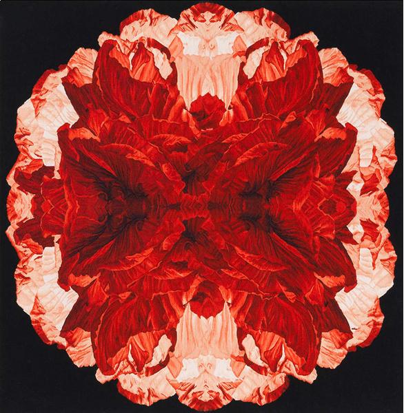 Гобелен Poppy Night, дизайн Александра Маккуина, The Rug Company, салоны The Rug Company, 331 890 руб.