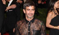 Почему Марк Джейкобс надел кружевное платье?