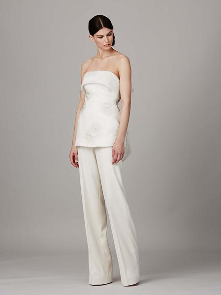 Лучшие коллекции Недели свадебной моды   галерея [2] фото [2]