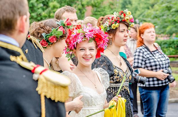 Где в Рязани открылся сквер Молодежи