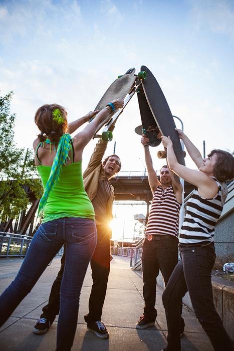 Волгоград, День молодежи 2016, дети, семья, молодежь, куда пойти с друзьями, где весело провести время
