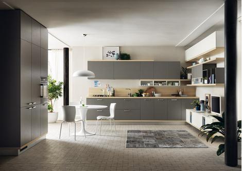 Кухня Foodshelf – новый проект дизайнера Ора Ито для Scavolini | галерея [1] фото [15]