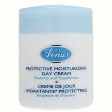 Крем Moisturizing&Protective Day Cream, Venus защищает кожу от холода, сохраняя естественный уровень увлажнения. Быстро впитывается, имеет нежирную текстуру.