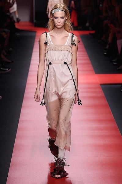 Неделя моды в Милане: день первый   галерея [2] фото [15]