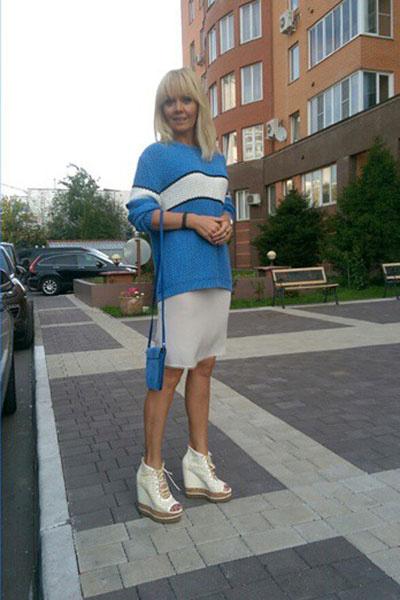 Валерия стиль звезды