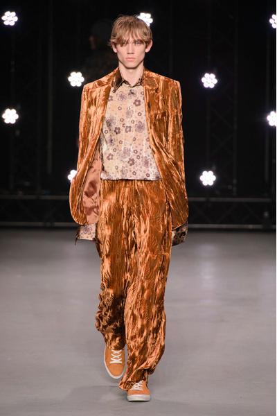 Неделя мужской моды в Лондоне: главные показы   галерея [1] фото [11]