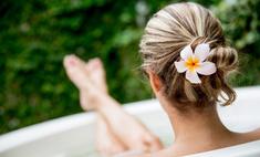 Полезная спа-процедура – скипидарная ванна
