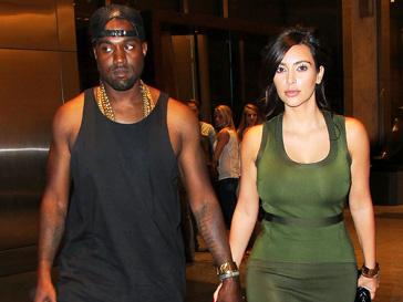 Канье Уэст (Kanye West) и Ким Кардашьян (Kim Kardashian) хотят создать совместный модный бизнес