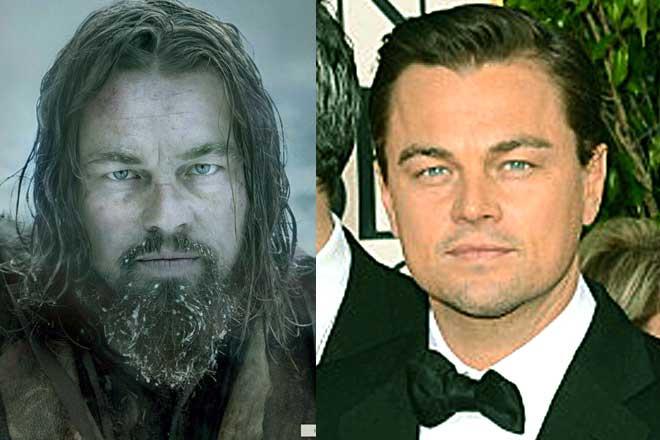 борода голливудская фото