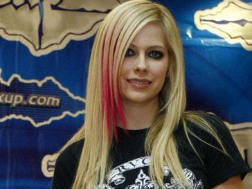 Аврил Лавин (Avril Lavigne) представит в Москве свой новый альбом