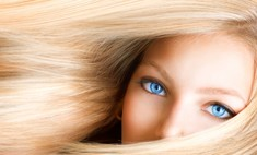 Поэтапное осветление окрашенных волос