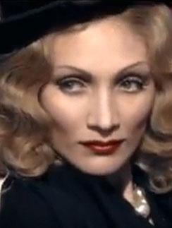 Образ Марлен Дитрих (Marlene Dietrich)