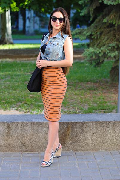 Деним, уличная мода, стиль casual