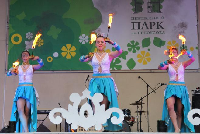 """Фестиваль """"Игра престолов"""" в Туле"""