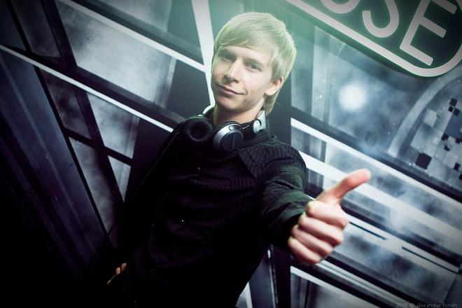 Денис Рублев - DJ из Москвы