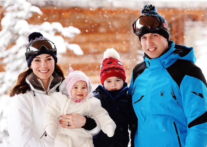 Как живут дети звезд - принц Джордж и принцесса Шарлотта