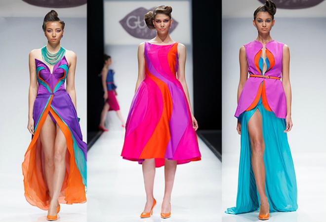GUTKA, St. Petersburg Fashion Week SS 2015