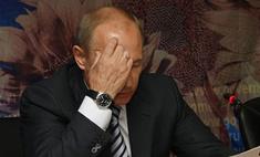 Путин волнуется из-за исхода выборов-2012