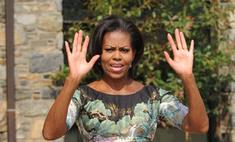 Мишель Обама вынудила министра Индонезии пожать ей руку