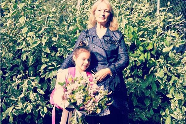 Дочь и мать Анастасиии Волочковой