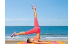 Готовим фигуру к пляжу: 7 упражнений