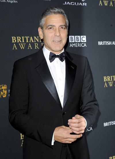Джордж Клуни попал в аварию