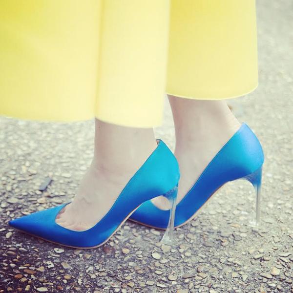 Модная обувь весна лето 2015 фото