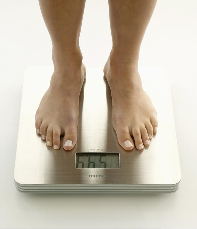 что делать если вес стоит на месте