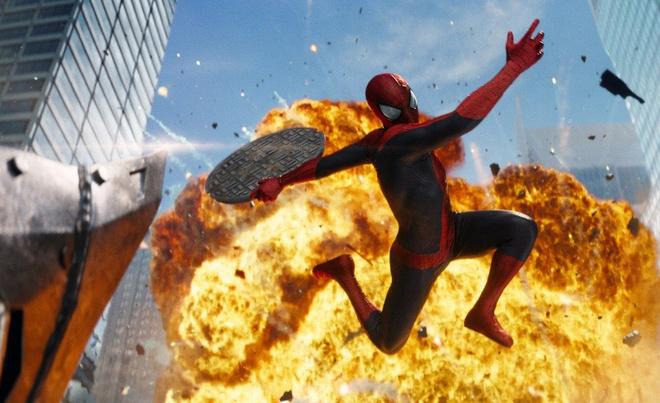 Человек-паук возвращается