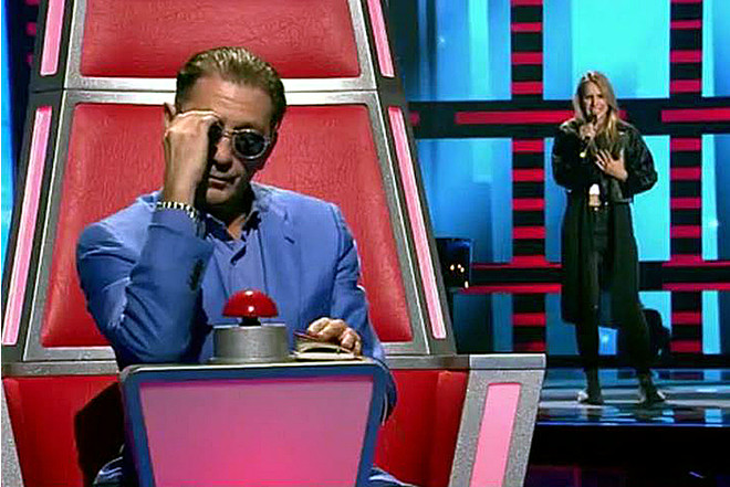 Шоу Голос 5 сезон, выпуск 30 сентября, участники: Шура Александра Кузнецова, фото, видео