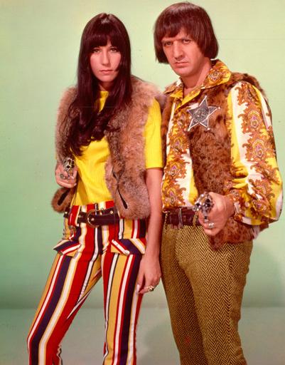 Шер и Сонни, 1968 год