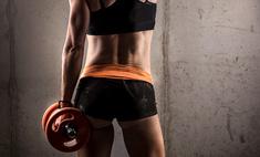 Эффективные упражнения для похудения ягодиц
