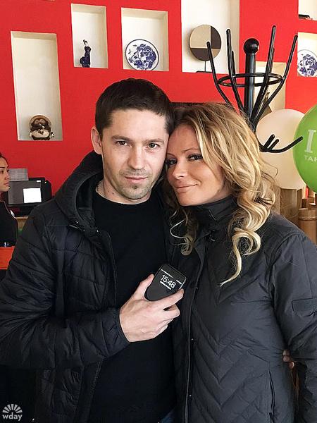 Андрей Троценко и Дана Борисова фото