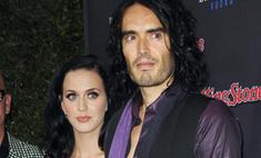 Кэти Перри и Рассел Бренд отказались продать свадебные фотографии
