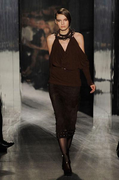Donna Karan осень-зима 2009