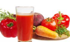 Лечение овощными соками – это приятно и вкусно