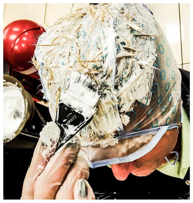 маска из дрожжей и кефира