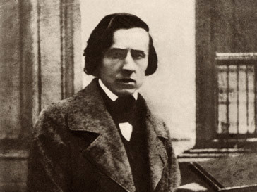 Фредерик Шопен (Frederic Chopin) всю жизнь страдал от галлюцинаций и физических болей