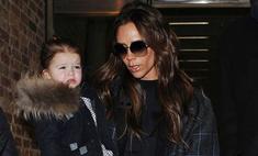 Виктория Бекхэм потратила на обувь дочери более $3 тыс.