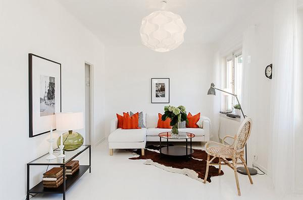 Как спланировать дизайн маленькой квартиры