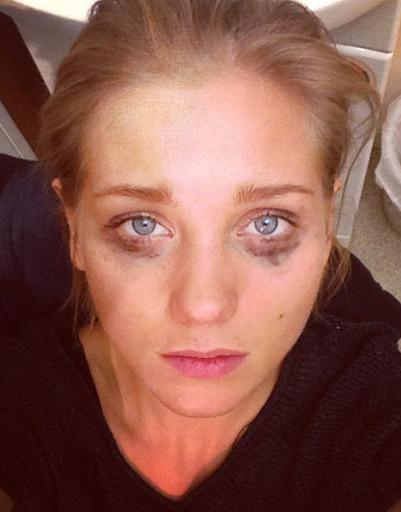 Кристина асмус без макияжа