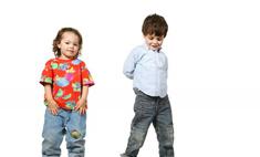 Детские джинсы: правила пошива