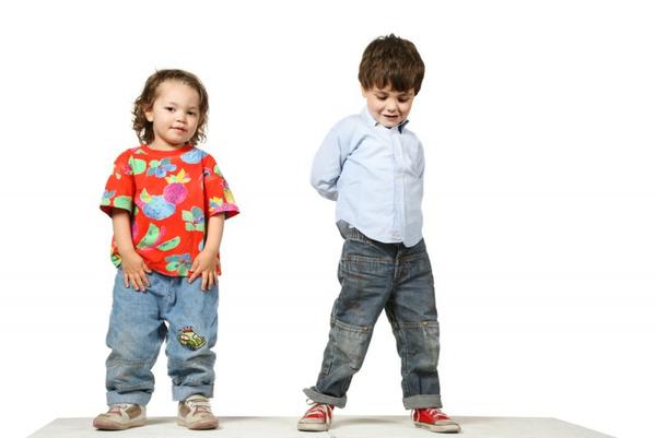 Как сшить детские джинсы?
