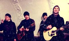 Группа «Мачете» спела в метро