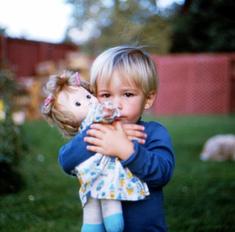 Я никогда не куплю сыну куклу, и вот почему