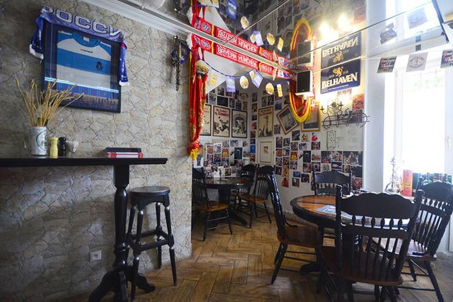Рестораны Волгограда: меню