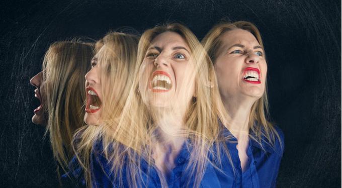 Научиться реагировать менее бурно